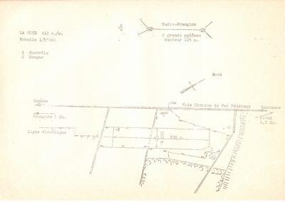 Carte VAC LSGP 1950